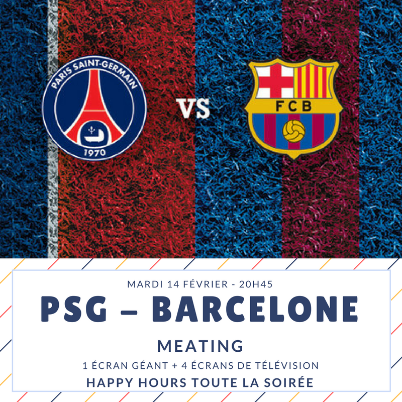 8ème de finale de la Ligue des Champions