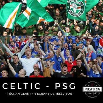 Ligue des Champions : CELTIC - PSG