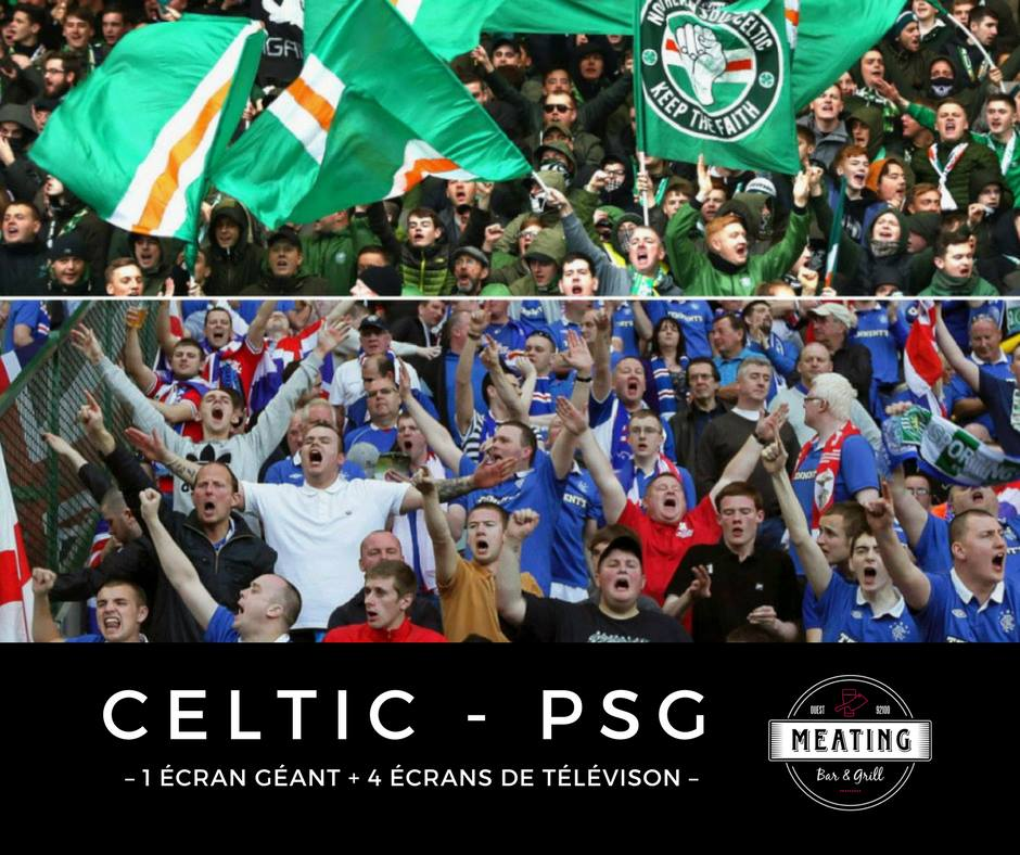 Ligue des Champions : CELTIC - PSG