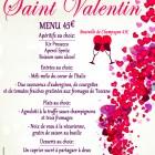 SOIRÉE DE LA SAINT-VALENTIN AU RESTAURANT ITALIEN IL SEGUITO PARIS