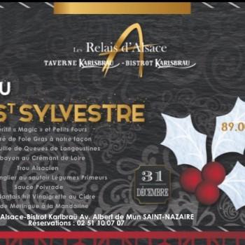 Nuit de La Saint Sylvestre