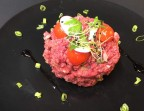 Photo Le tartare du boucher Grande Tradition - LA Taverne  - Saint Nazaire