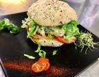 Photo Le Burger Fish cookies - LA Taverne  - Saint Nazaire