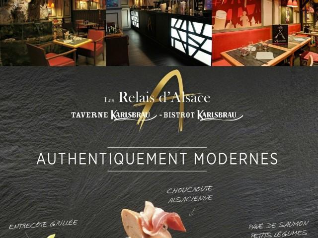 Taverne Karlsbräu Les Relais d'Alsace - Metz