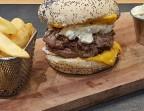 Photo Le Bon Cheese Burger maison de Jules - La Taverne de Metz