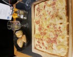 Photo Flammeküeche « Authentique » - La Taverne de Metz