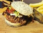 Photo Burger de la Taverne - La Taverne de Metz