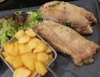 Photo Pieds de Cochon pané - La Taverne de Metz