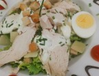 Photo Salade César - La Taverne de Metz