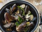 Photo Miesmuscheln in creminger sauce - La Taverne de Metz