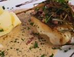 Photo Dos de cabillaud rôti Terre & Mer - La Taverne de Metz