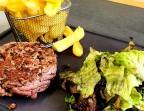 Photo Steak haché maison 200 gr - La Taverne de Metz