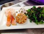 Photo Salade de jeunes pousses - Les Relais d'Alsace - TAVERNE KARLSBÄU - Magny le hongre