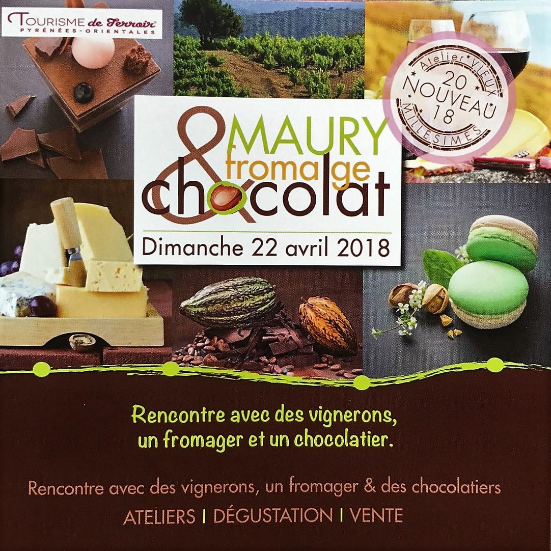 Maury et Chocolat 2018