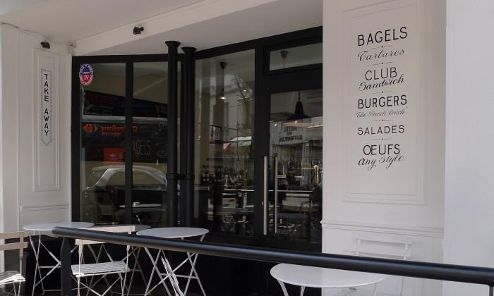Photo Brooklyn Café Batignolles