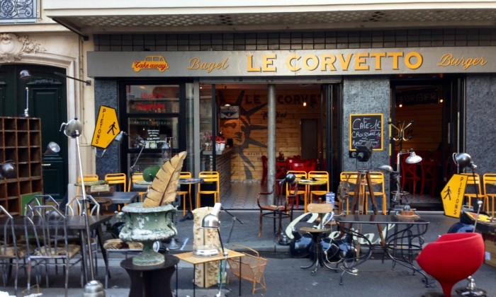 Photo LE CORVETTO