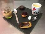 Photo Café, déca, thé ou infusion gourmande - Le Tandem à Santes