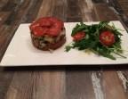 Photo Emincé de coeur d'artichaut, cumin, tomate et chorizo. - Le Tandem à Santes