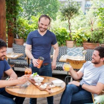 La Grèce s'installe à la Brasserie Auteuil avec l'huile d'olive Kalios