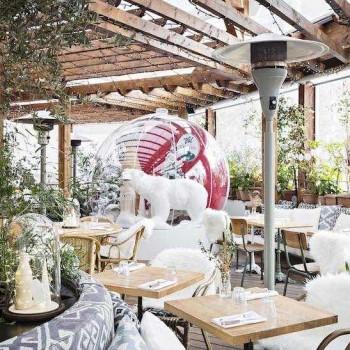 La Brasserie Auteuil se transforme en restaurant d'altitude