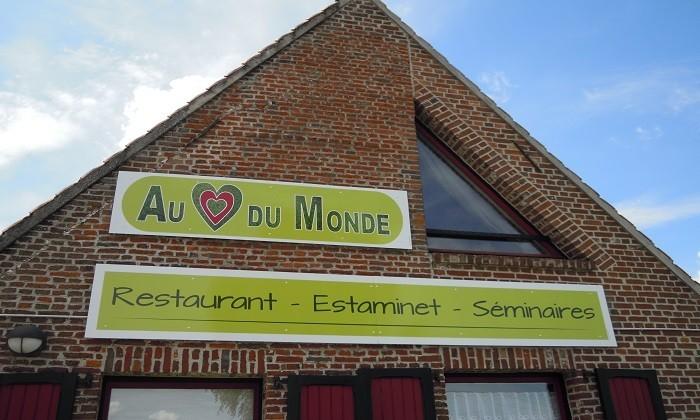 Photo Au Coeur du Monde GPS N 50.79836 E 2.58702