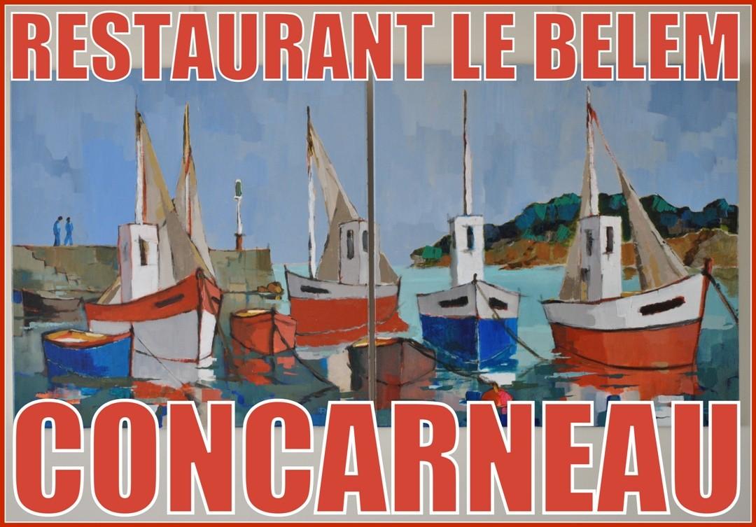 Logo Restaurant Le Belem