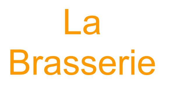 Logo La Brasserie