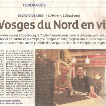 Les Vosges du Nord en ville