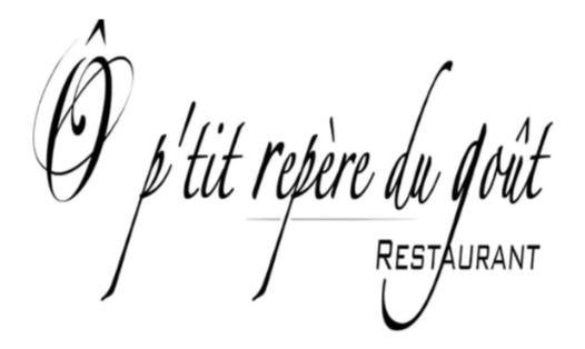 Logo Ô P'tit Repère Du Goût