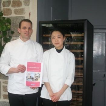 Le Manoir de la Pommeraie à Roullours (Calvados) conserve son bib gourmand