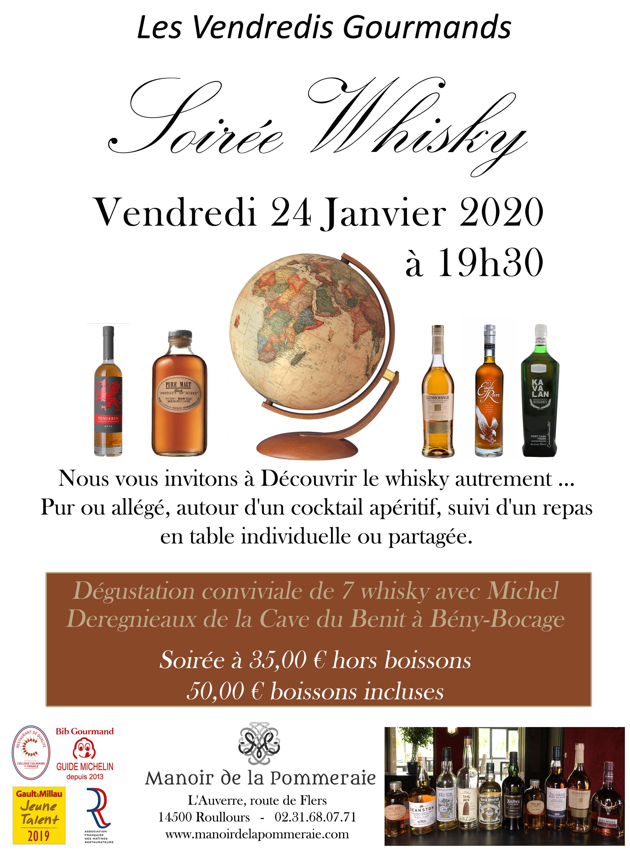 Soirée Whisky