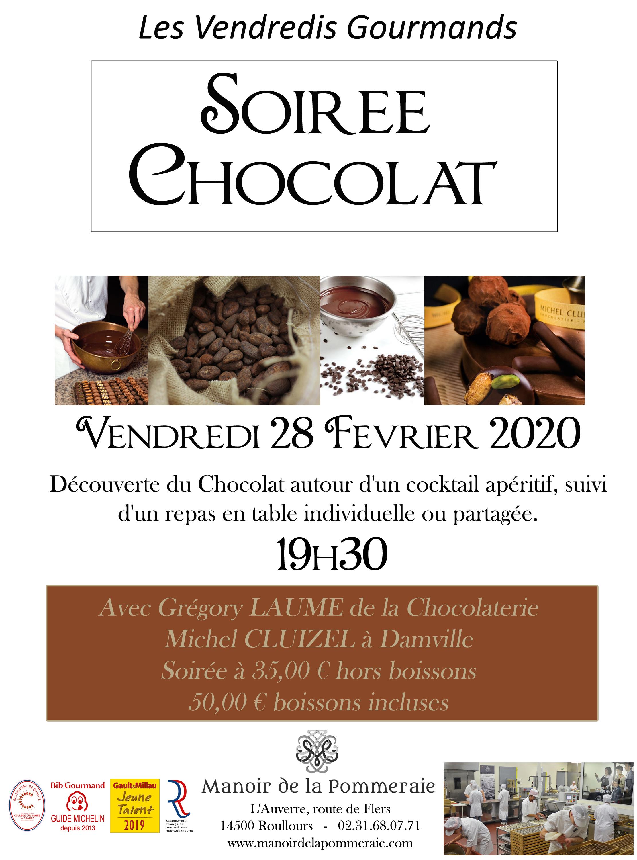 Soirée Chocolat