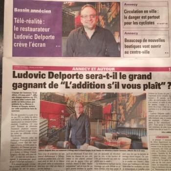 TELE REALITE- restaurant- bar à vin LA MAISON crève l'écran