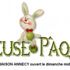 restaurant LA MAISON ANNECY - ouverture dimanche midi de PAQUES