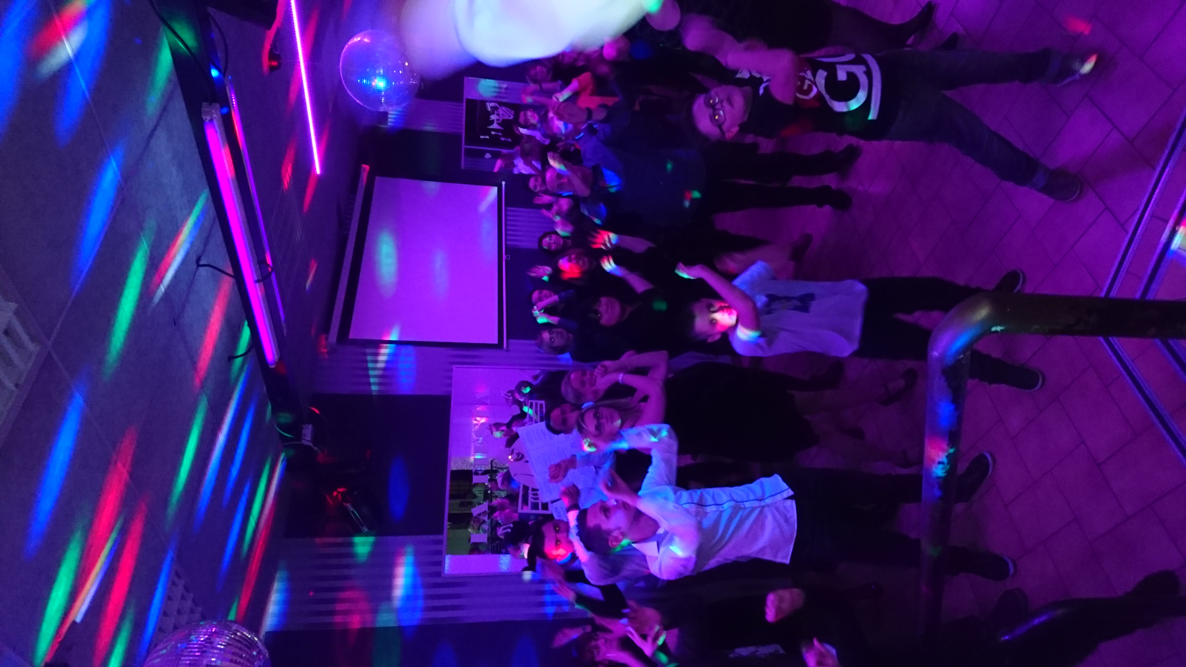 Soirée karaoke dansante
