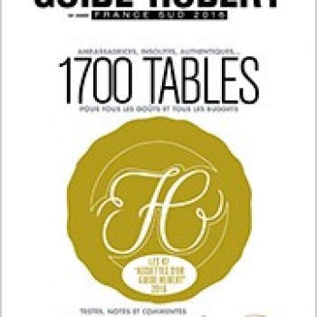 GUIDE HUBERT 2018 - 3 assiettes Grande Table