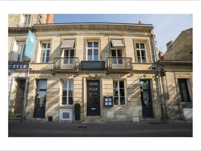 Restaurant L'Oiseau Bleu  Bordeaux - contact@loiseaubleu.fr