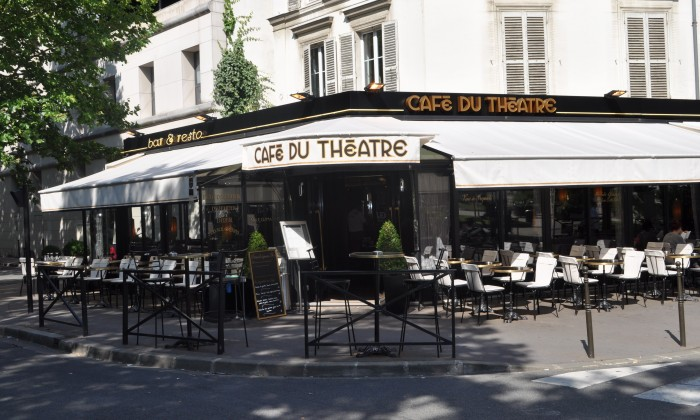 Photo Café Du Théâtre