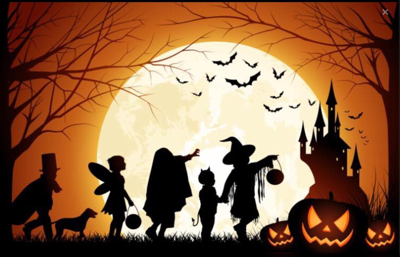 Arty Halloween