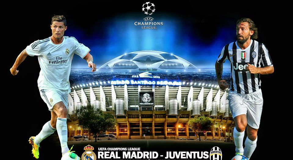 Real madrid - Juventus