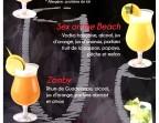 Photo Cocktail alcool - Les Relais d'Alsace - TAVERNE KARLSBRÄU - Aurillac