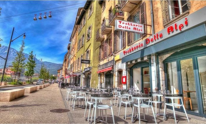 Photo Trattoria Delle Alpi