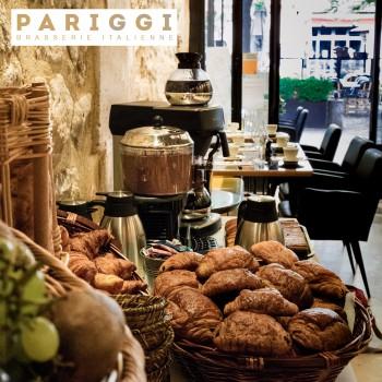 Le Pariggi, le brunch secret de Paris
