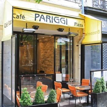 Pariggi, la bella parisiana