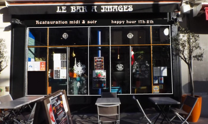 Bar à images