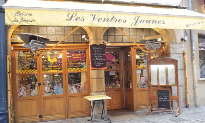 Photo Les Ventres Jaunes