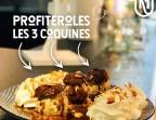 Photo Les trois coquines - Les Relais d'Alsace - Tours