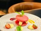 Photo Macaron aux fruits frais de saison - Les Relais d'Alsace - Tours