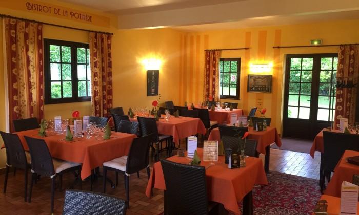 Photo Restaurant Salle du Fond