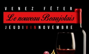 Beaujolais Nouveau au Barock's